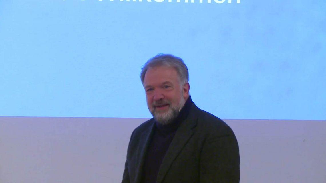 Begrüßung des 1. Symposiums