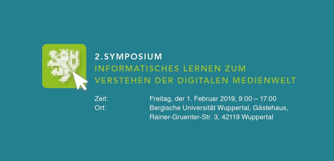 Informatisches Lernen zum Verstehen der digitalen Medienwelt