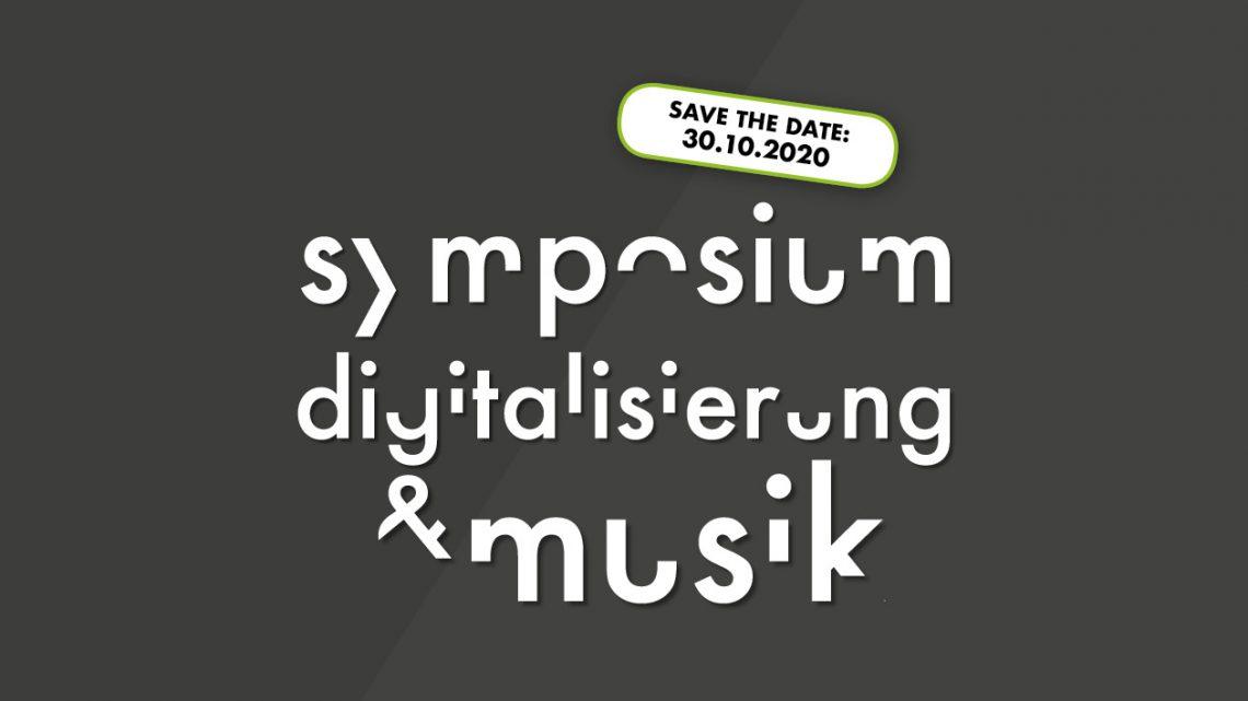 30.10.2020 / Digitalisierung und Musik: Musik– Digitalisierung–Bildung
