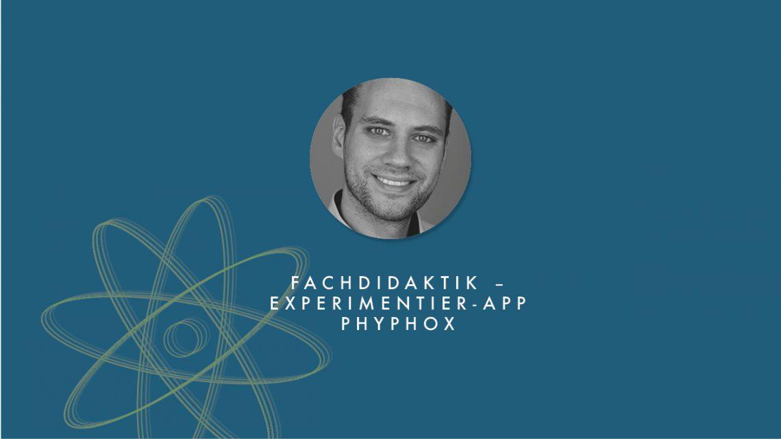 Fachdidaktik – Experimentier-App: PhyPhox