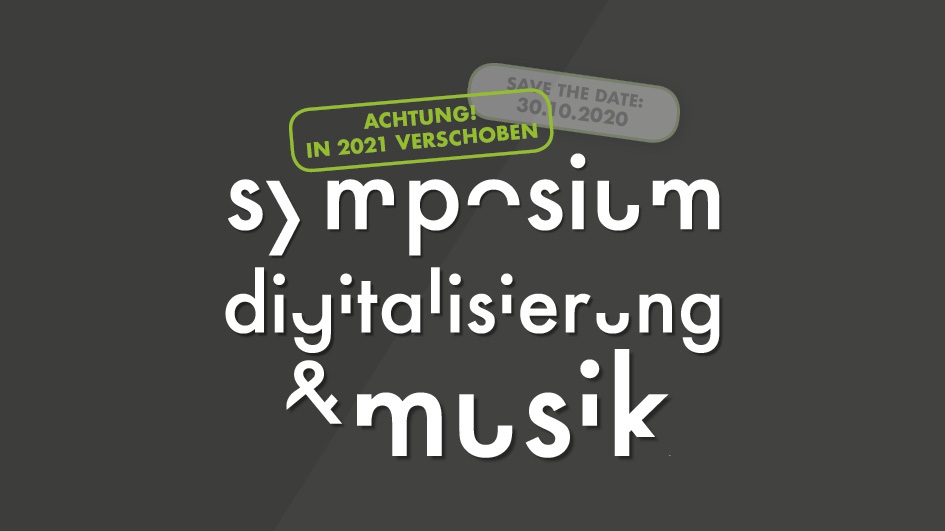 2021 / Digitalisierung und Musik: Musik– Digitalisierung–Bildung